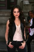 Elizabeth Gillies  at Variety's 4th Annual Power Of Youth Event, Paramount Studios, Hollywood, CA. 10-24-10