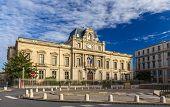Prefecture De L'herault In Montpellier, France