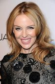 Kylie Minogue  at amfAR Inspiration Gala Celebrating Men's Style with Piaget and DSquared 2, Chateau Marmont, Los Angeles, CA. 10-27-10