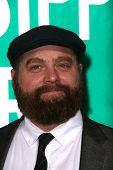Zach Galifianakis at the