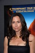 Minnie Driver at the