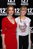 Madeline Zima,Yvonne Zima at the