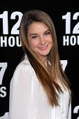 Shailene Woodley at the