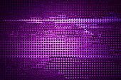 picture of urbanization  - abstract purple background grid mesh - JPG