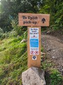 Road Signs For Mountain Bikers