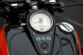 Bike Speedometer Close Up