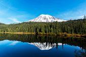Reflection Lake, Mt. Rainier