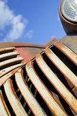 Rust Bucket Truck