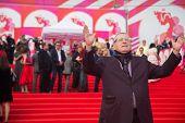 MOSCOW - JUNE, 19: Russian deputy V.Zhirinovsky. 36st Moscow International Film Festival. Opening Ce