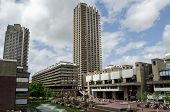 Barbican, City of London