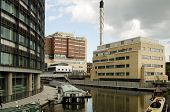 Paddington Basin, London