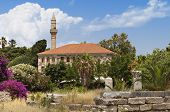 Lotzia mosque at Kos island in Greece