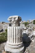 Ancient capital from Greece