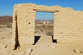 Ruins at Terlingua