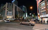 Tokyo - November 23: Street Life In Shinjuku, Tokyo