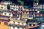 Cudillero, Fishing Village In Asturias (spain)