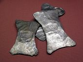 Roman silver ingots of the 4th or 5th century