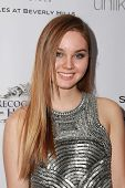 LOS ANGELES - NOV 8:  Liana Liberato at the 3rd Annual Unlikely Heroes Awards Dinner And Gala at the Sofitel Hotel on November 8, 2014 in Beverly Hills, CA