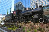 Canadian Pacific Railway Locomotive 29
