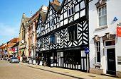 Tudor Cafe, Lichfield.