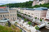 Karlovy Vary, Czech Republic, Europe