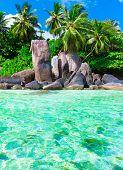 Beach Ocean Scene