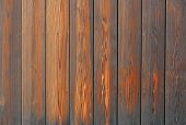 brown plank wood wall background