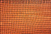 Tennis Net Detail