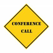 Conference Call Sign