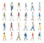 Diversity Ethnicity Multi-Ethnic Variation Togetherness Unity Team Concept