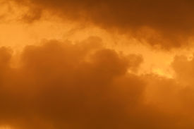 picture of sandstorms  - Closeup shots of clouds in the middle of the sandstorm - JPG