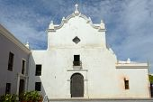 picture of san juan puerto rico  - San Jose Church - JPG