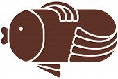 image of fish icon  - Fish icon  - JPG