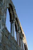 Altes Schloss Wand auch