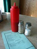 Dinercondiments