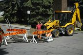 City Road Work