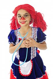 stock photo of rag-doll  - A living young  - JPG