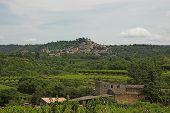 Bonnieux Village Luberon, South Of France, Provence