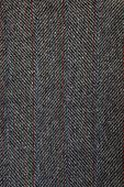 Gray wool textile
