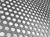 Carbon Fibre Surface Perforated