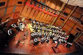 student symphonic band