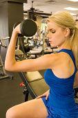 Woman Weightlifter 9