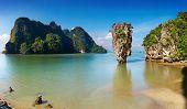 Phang Nga Bay, James Bond Island, Thailand