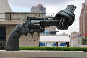 Non Violence at the United Nations Headquarters
