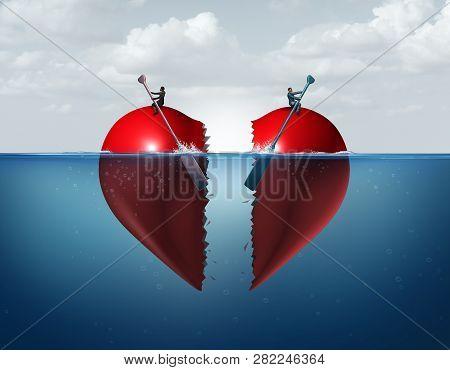 Divorce Separation As A Broken