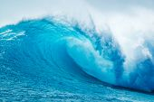 Hermoso Blue Ocean Wave