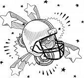 Football explosion