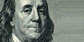 Franklin Benjamin Portrait