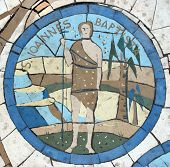 pic of beatitudes  - Saint John the Baptist - JPG