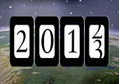 odometer reading for 2013